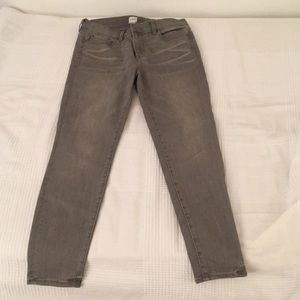J.Crew Factory skinny ankle jean size 29
